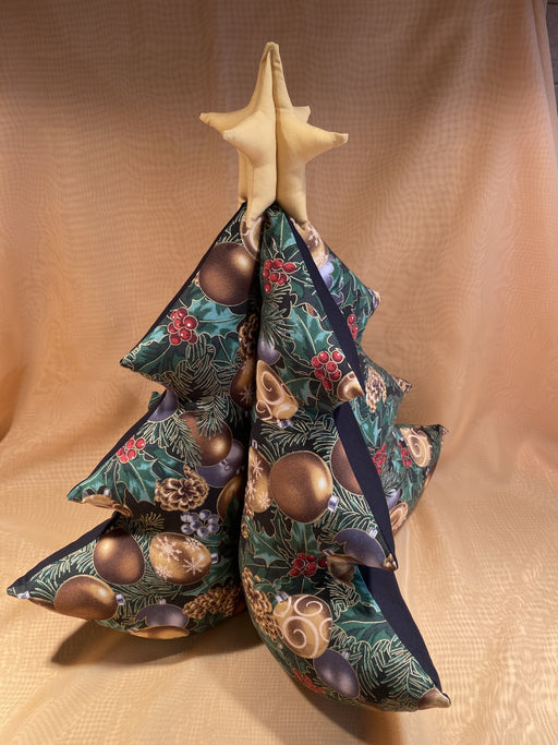 Christmas Tree Table Topper - Artfest Ontario - Tamara's Treasured Shop - Home Decor