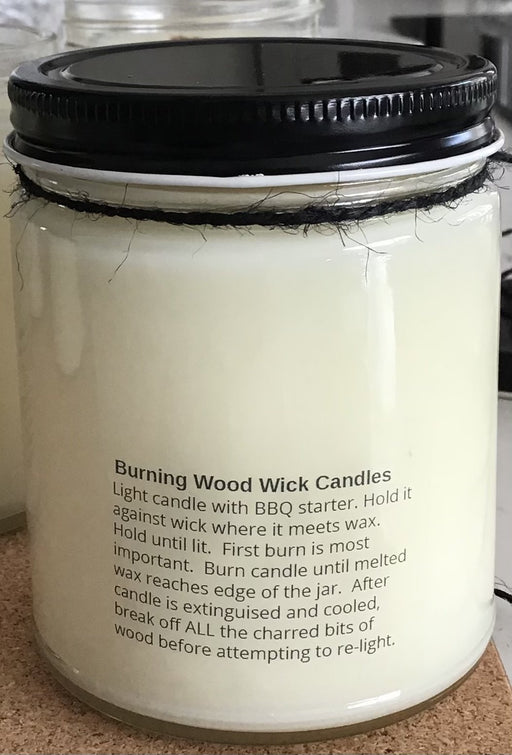 Crackling Campfire Candle- Canadiana Cottage Series - Artfest Ontario - North Country Candle - Furniture & Houseware