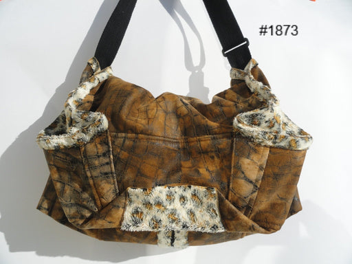 Crossbody Bag #1873 - Artfest Ontario - Revoila Handbags - Clothing & Accessories