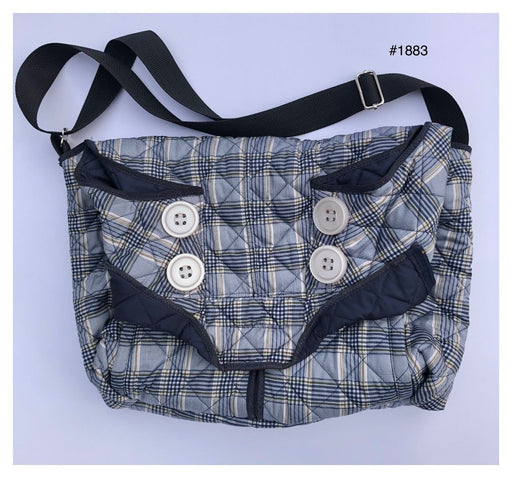 Crossbody Bag # 1883 - Artfest Ontario - Revoila Handbags - Clothing & Accessories