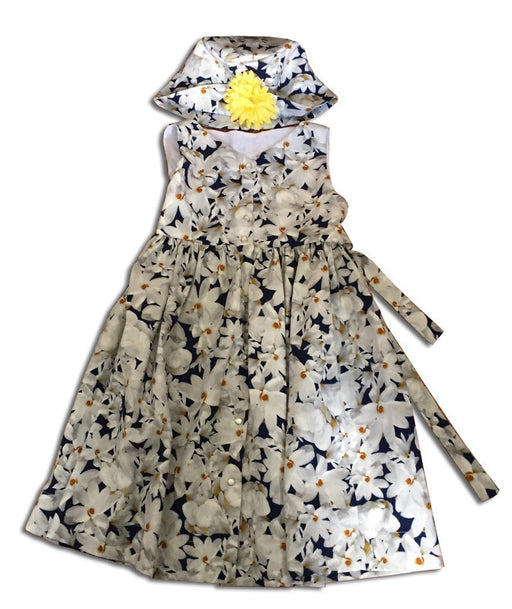 Dancing Daisies Sun Dress - Artfest Ontario - Muffin Mouse Creations - Clothing & Accessories