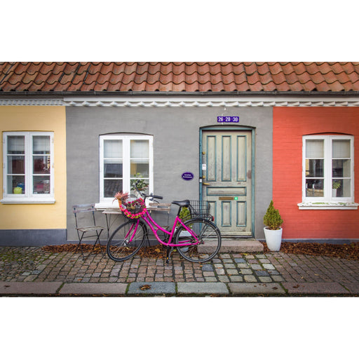 Danish Bicycle - Artfest Ontario - Bob Gallagher Photography - Photographic Art