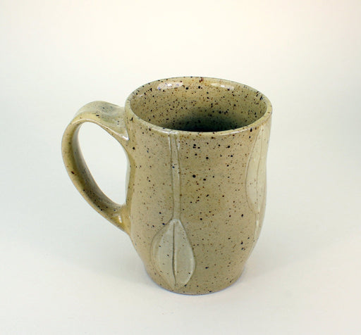 Dark Sage Green Mug - Artfest Ontario - One Rock Pottery - Mugs