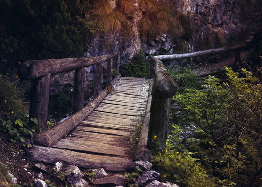 Dolomiti IV – The Bridge - Artfest Ontario - Kleno Photography - Photographic Art
