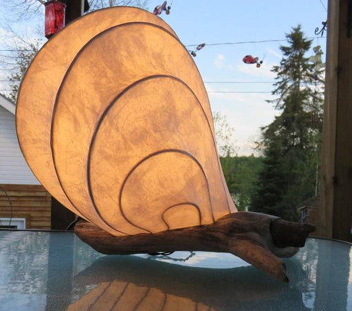 Drift Away - Artfest Ontario - Aurora Light Sculptures - Furniture & Houseware