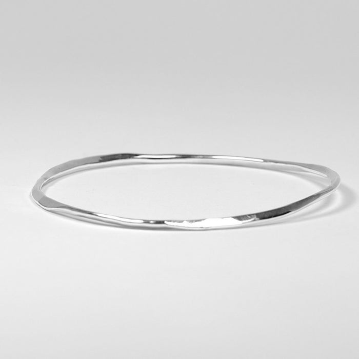 Easy Sterling Silver Bangle - Artfest Ontario - Devine Fine Jewellery - Bracelet/ Bangle