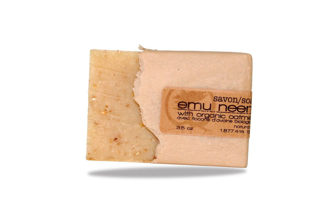 Emu Neem Soap - Artfest Ontario - Earth to Body - Body Care