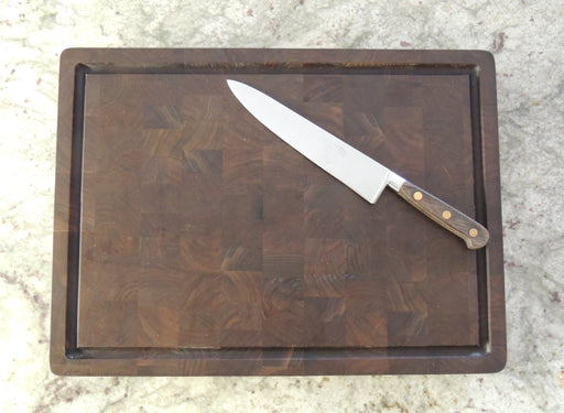 End Grain Walnut Cutting Board - Artfest Ontario - Kevin's Offcuts - woodwork