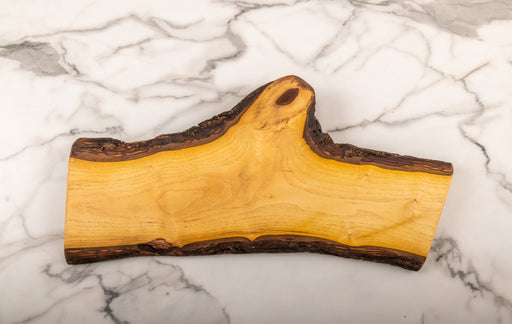 Erupting - Black Walnut Grazing Board - Artfest Ontario - Live Edged Woodcraft - woodwork