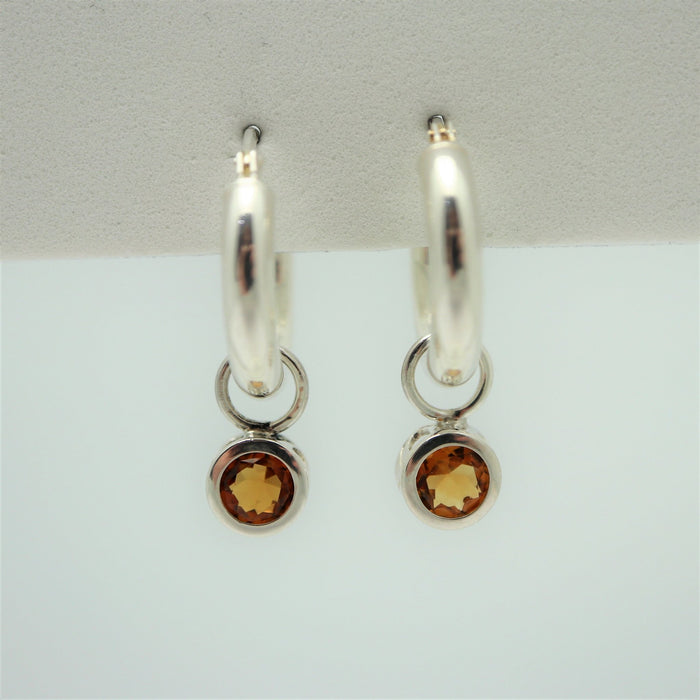 Esme - Citrine - Artfest Ontario - Devine Fine Jewellery - Earrings