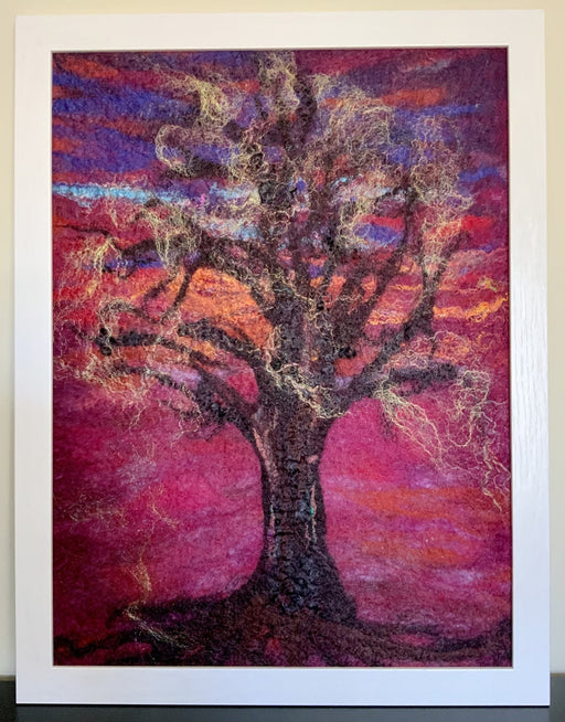 Essence of Tree - Artfest Ontario - Love to Felt Artwear - Clothing & Accessories