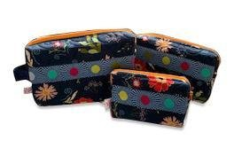 Everyday Ditty Bags - Artfest Ontario - EMA Design Treasures - Quilted Products