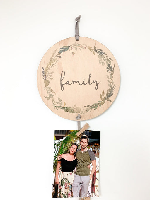 Family Memory Keeper - Artfest Ontario - Urban Nest Decor - Ready Made Memory Keepers