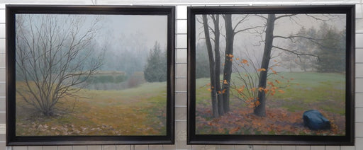 Foggy Autumn - Artfest Ontario - Olena Lopatina - Paintings