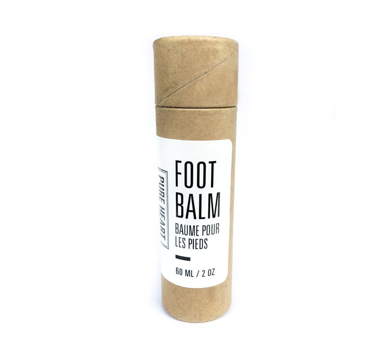 FOOT BALM - Artfest Ontario - Pure Heart Essentials - for him