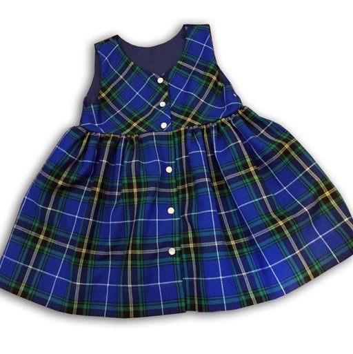 Girls Jumper - Classic Nova Scotia Tartan - Artfest Ontario - Muffin Mouse Creations - Clothing & Accessories