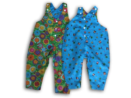 Joy Reversible Romper Design - Artfest Ontario - Muffin Mouse Creations - Clothing & Accessories