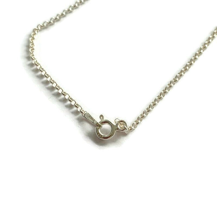 Key and heart charm Silver Necklace - Artfest Ontario - Lisa Young Design - Charm Necklaces