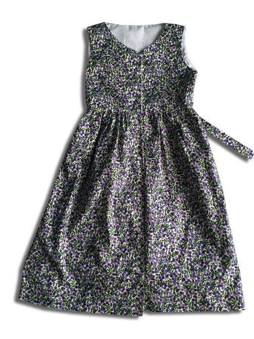 Little Violet Dress - Artfest Ontario - Muffin Mouse Creations - Clothing & Accessories