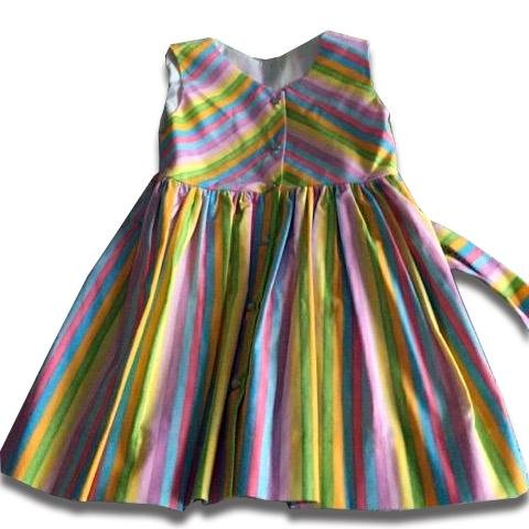 Lollipop Summer Dress - Artfest Ontario - Muffin Mouse Creations - Clothing & Accessories