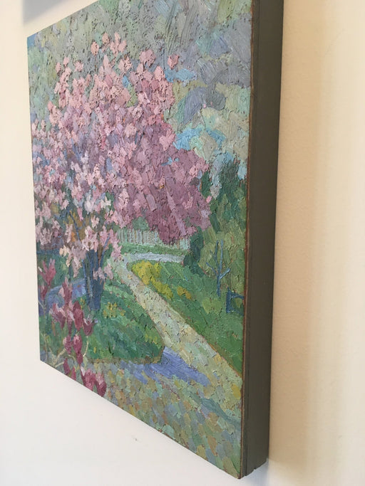 Magnolia Path - Artfest Ontario - Jesse Unsworth - Paintings -Artwork - Sculpture