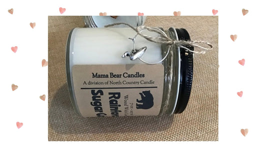 Mama Bear Candle – Eucalyptus Spearmint - Artfest Ontario - North Country Candle - Furniture & Houseware