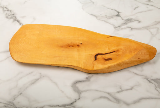 Maple Charcuterie Board - Artfest Ontario - Live Edged Woodcraft -