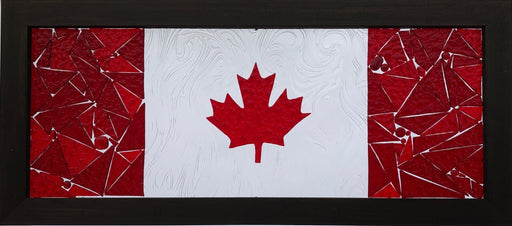 Med Canadianna Series - Artfest Ontario - Out of Ruins - Glass Work
