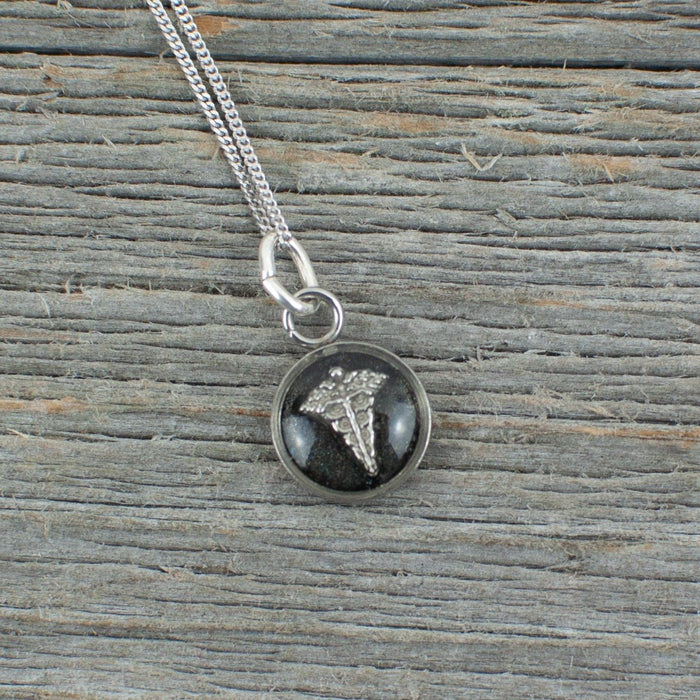 Medical charm Necklace - Artfest Ontario - Lisa Young Design - Charm Necklaces