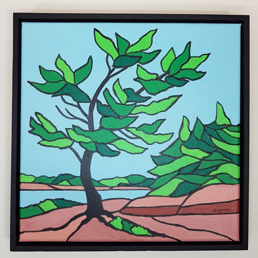 New Growth - Artfest Ontario - PetrArts - Paintings -Artwork - Sculpture