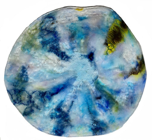 Ocean Blue Series - Artfest Ontario - Out of Ruins - Glass