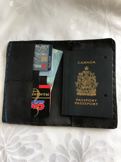 Passport Holder - Artfest Ontario - Creations GDC - Jewelry & Accessories