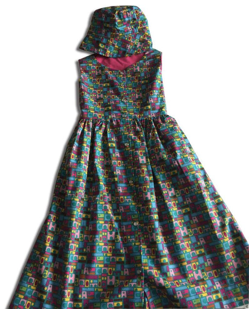 Peek-a-boo Dress - Artfest Ontario - Muffin Mouse Creations - Clothing & Accessories