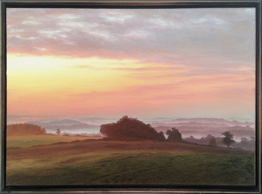 Picturesque Sunrise - Artfest Ontario - Olena Lopatina - Paintings