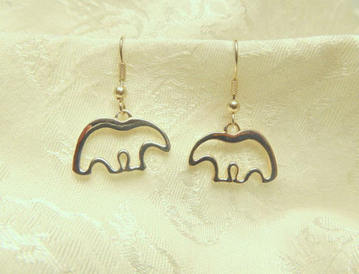 Polar Bear Earrings - Artfest Ontario - Delicate Touch Jewellery - Fine Jewellery