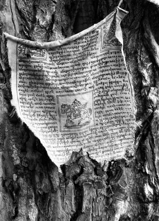 Prayer Flag – Alchi - Artfest Ontario - Kleno Photography - Photographic Art