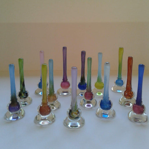Ring Holders - Artfest Ontario - Lukian Glass Studios - Glass Work