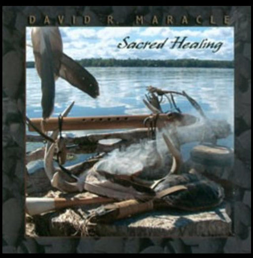 Sacred Healing-CD Compilation - Artfest Ontario - Native Expressions - Music