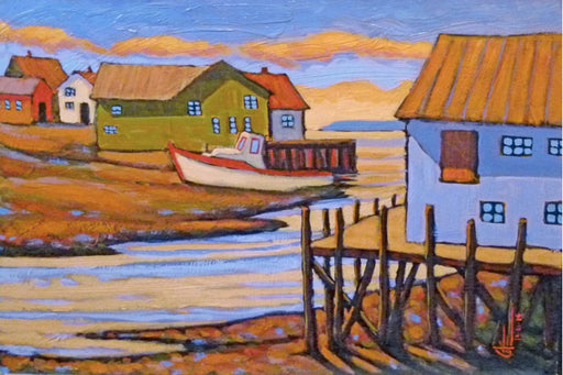 Seal Cove IV - Artfest Ontario - Gilles Côté - Paintings -Artwork - Sculpture