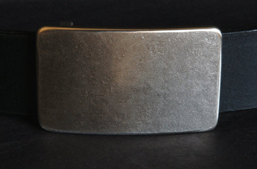 Silver Belt Buckle - Artfest Ontario - Iron Art - Clothing & Accessories
