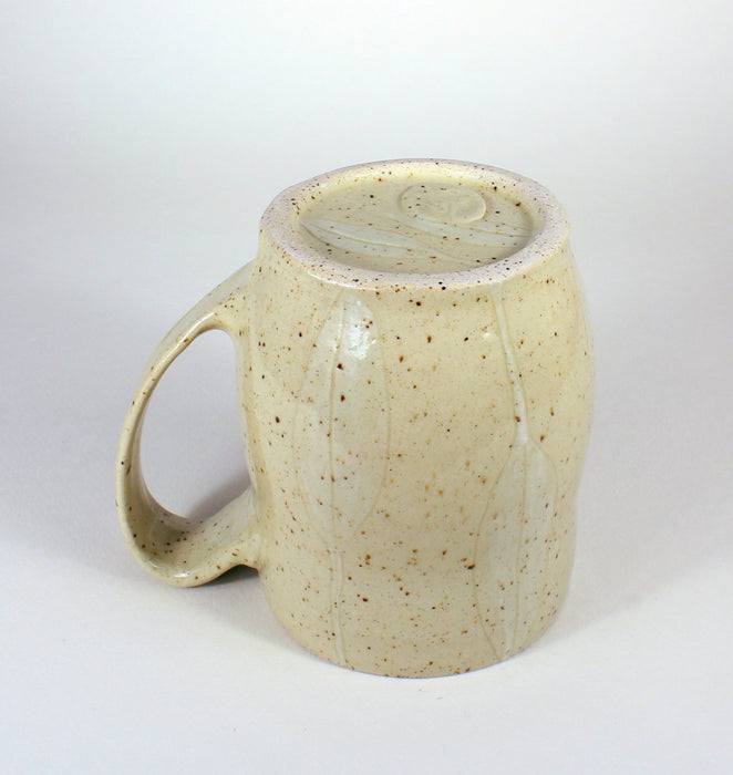 Soft Yellow Mug - Artfest Ontario - One Rock Pottery - Mugs