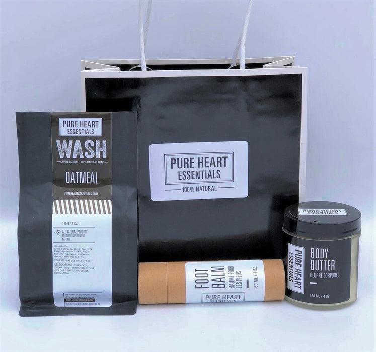 SPA DAY GIFT SET - Artfest Ontario - Pure Heart Essentials - Gift Set