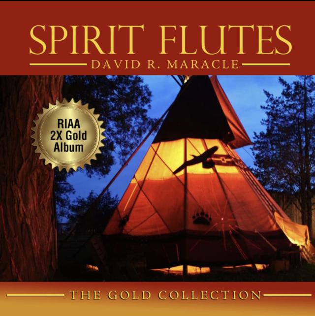 Spirit Flutes Gold Collection- CD compilation - Artfest Ontario - Native Expressions - Music