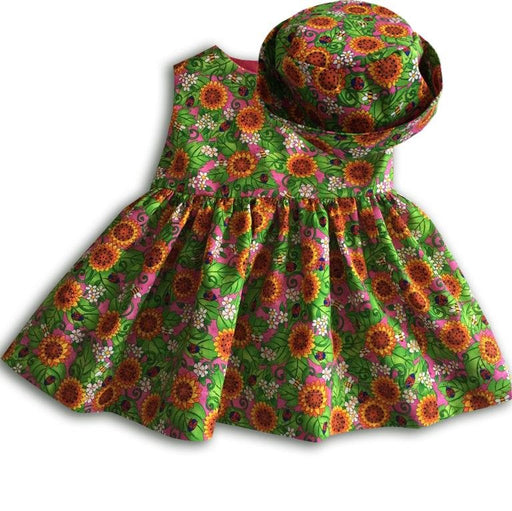 Spring Flower Power Dress - Artfest Ontario - Muffin Mouse Creations - Clothing & Accessories