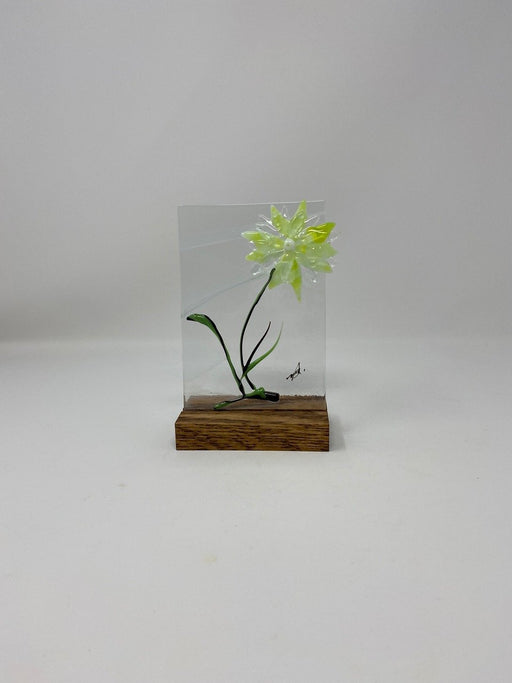 Spring Flowers - Artfest Ontario - Shardz Art Glass - Glass Work