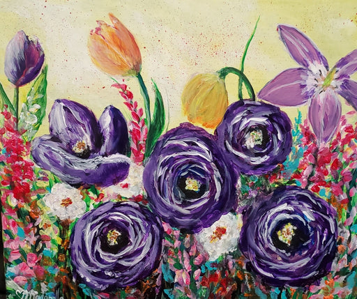 Spring into Spring - Artfest Ontario - Art & Soul by Carmen Martorella - Paintings