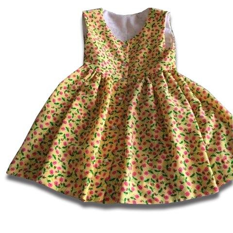 Summer Blossoms Dress - Artfest Ontario - Muffin Mouse Creations - Clothing & Accessories