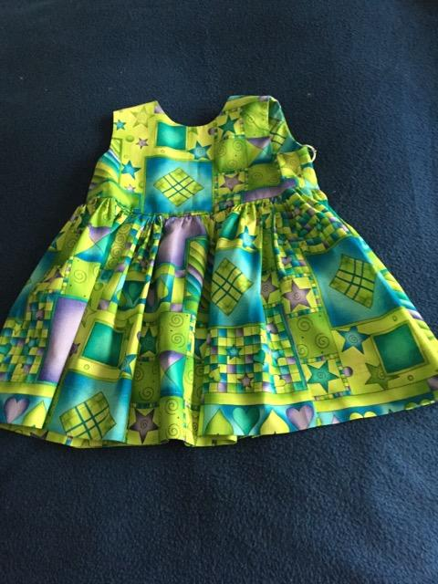 Sundress 18 Months - Artfest Ontario - Muffin Mouse Creations - Clothing & Accessories