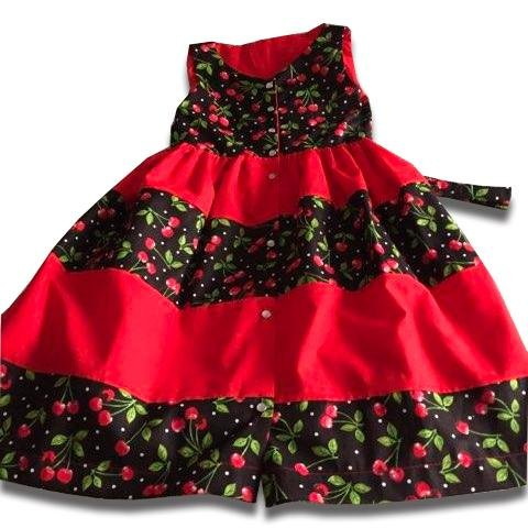 Sundress Age 5 - Artfest Ontario - Muffin Mouse Creations - Clothing & Accessories