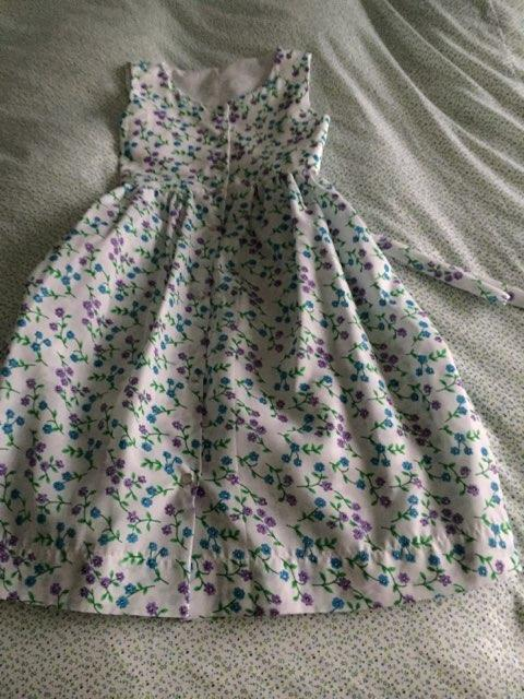 Sundress Age 6 - Artfest Ontario - Muffin Mouse Creations - Clothing & Accessories
